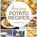 Looking for some amazing potato recipes? This is the place! Over 20 delicious potato recipes just waiting for you to try! #potatorecipes #potatodishes #potatoes #sidedishes #cooking