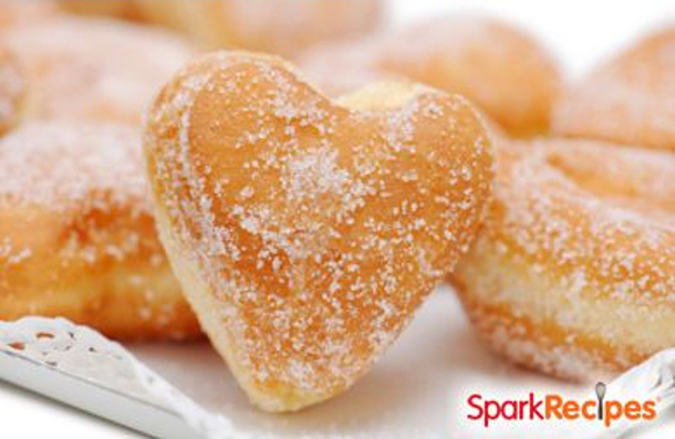 Heart Healthy Baked Heart Donuts Spark People