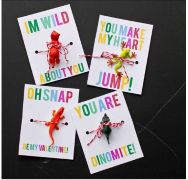 DIY Valentines - Tiny Animal Valentines Perfect for Boys Sweet Cs Designs