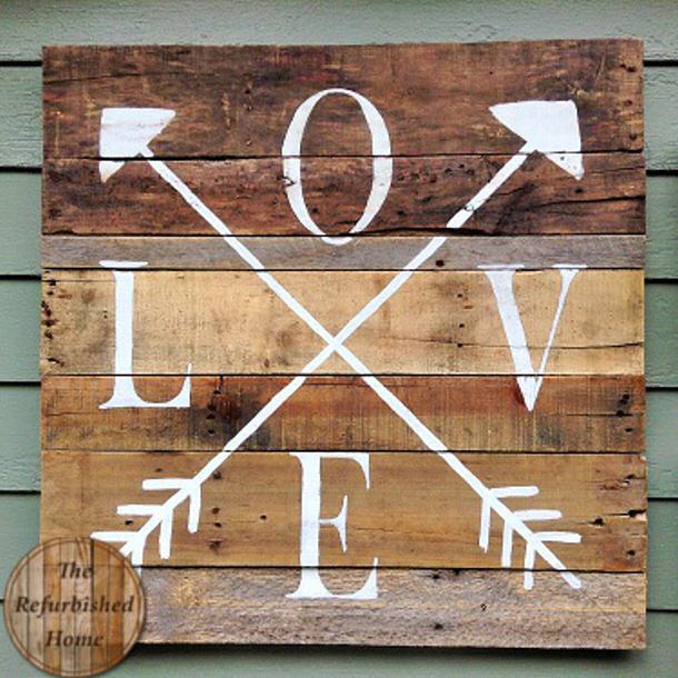 pallet-wood-love-sign The Refurbished Home