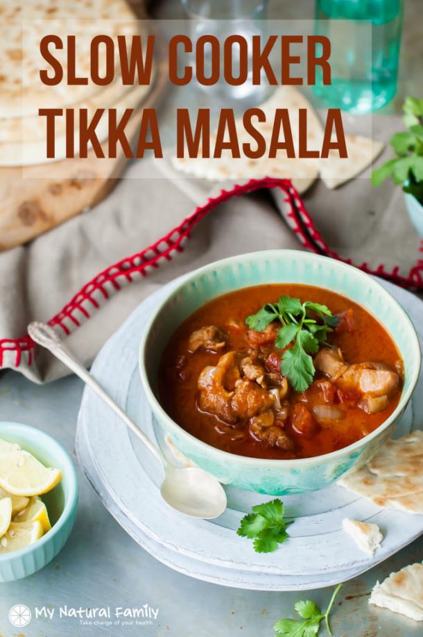 Slow-Cooker-Tikka-Masala My Natural Family