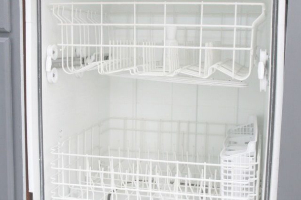 How to clean inside your dishwasher with natural ingredients via eHow