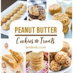 So many amazing peanut butter cookie recipes and peanut butter treats! I HAVE to try those peanut butter cups!