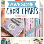 Tons of awesome chore charts to find the one that will work for you and your family!!