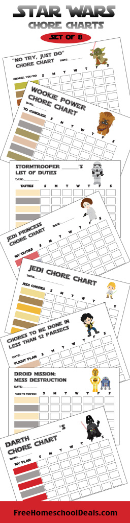 graphic relating to Printable Chore Cards referred to as Wonderful Chore Charts That Energy! -