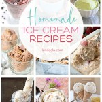 Homemade Ice Cream recipes I'm dying to try! I'm always looking for good dessert recipes! #homemadeicecream #icecreamrecipes #icecream #desserts #dairy