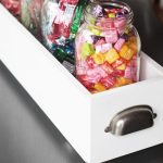 DIY Candy Bar Using Mason Jars