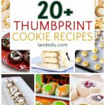 Adorable thumbprint cookies are perfect for any occasion!