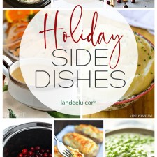 Tis the season to make special holiday side dishes for those you love! I can't wait to try some of these side dish favorites. #sidedish #sidedishes #holidayfood #holidayrecipes #holidaysidedishes #christmas #thanksgiving
