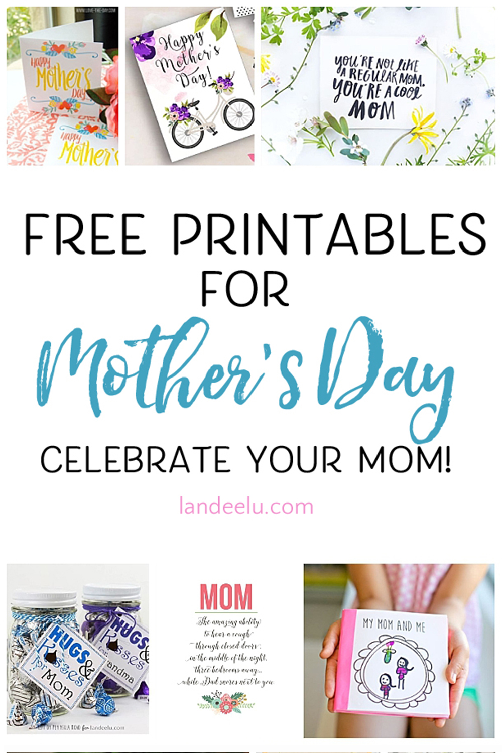 image regarding Free Printable Mothers Day Tags identified as Absolutely free Moms Working day Printables Your Mother Will Get pleasure from! -