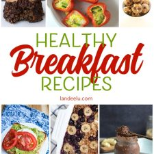 20 Healthy Breakfast Recipes Your Family Will Love