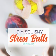 How to Make Squishy Stress Balls: Fun Kids Craft!