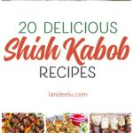 Grilled Shish Kabob Recipes and Skewers to Try!