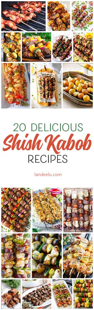 Try these shish kabob recipes on the grill and make your mouth sing!