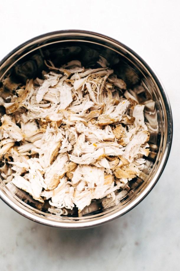 Pressure Cooker Crispy Chicken Carnitas Recipe | Little Spice Jar