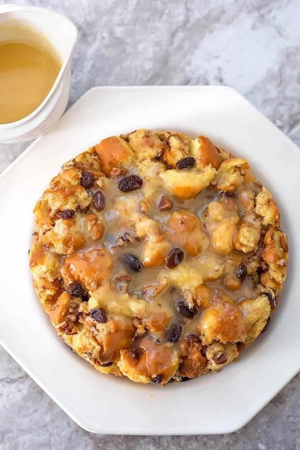Instant Pot Bread Pudding | Simple Happy Foodie