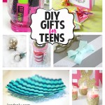 Awesome DIY gift ideas for teens to make and give their friends! Perfect for Christmas and birthdays! #teens #teengifts #diygifts #giftideas #handmadegifts