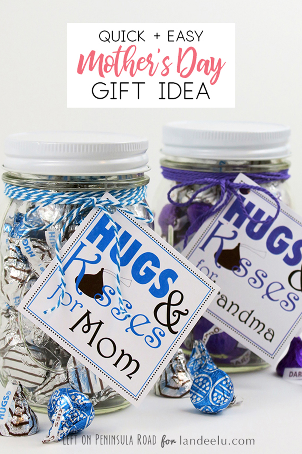 Mother S Day Gift A Quick And Easy Idea With Free Printable
