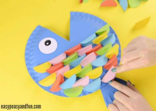 Fish Craft | Easy Peasy and Fun