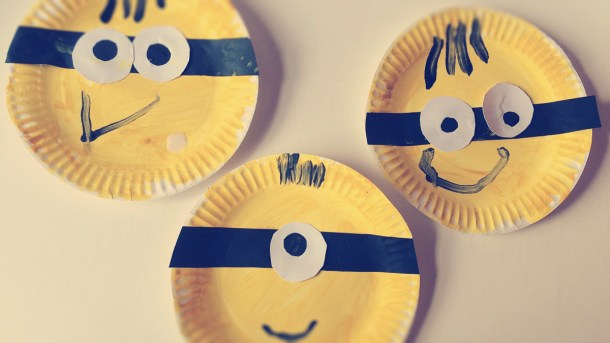 Minions Craft | Clare's Little Tots