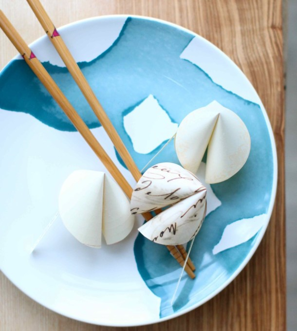 DIY Fortune Cookies | Kate's Creative Space