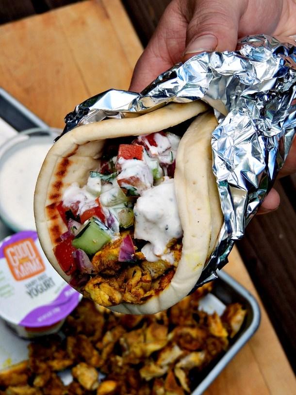 Sheet Pan Chicken Shawarma | Bobbi's Kozy Kitchen