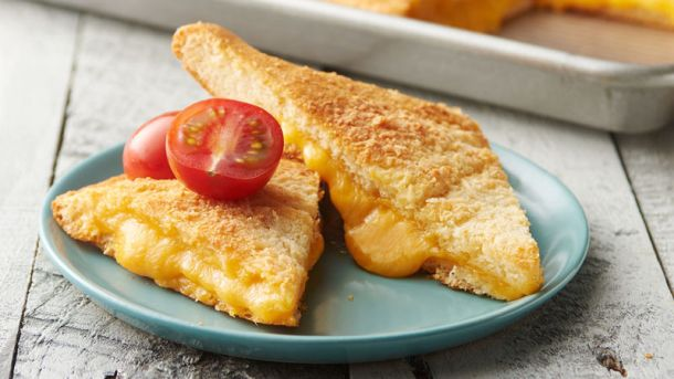Sheet Pan Crescent Grilled Cheese | Pillsbury