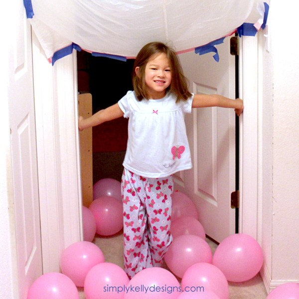 The Balloon Avalanche | Simply Kelly Designs