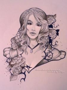 Phèdre il Dardo e la Rosa Jacqueline Carey - Lande Incantate