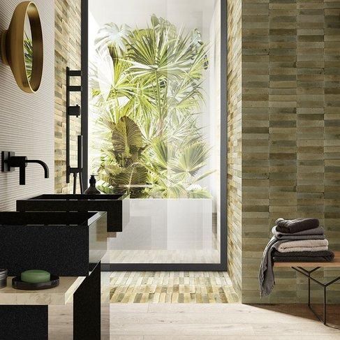 Piet Boon by Douglas & Jones Glaze Tile Musk 6 x 24 cm