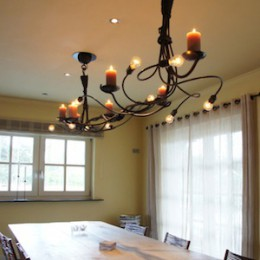Handgemaakt design hanglampen