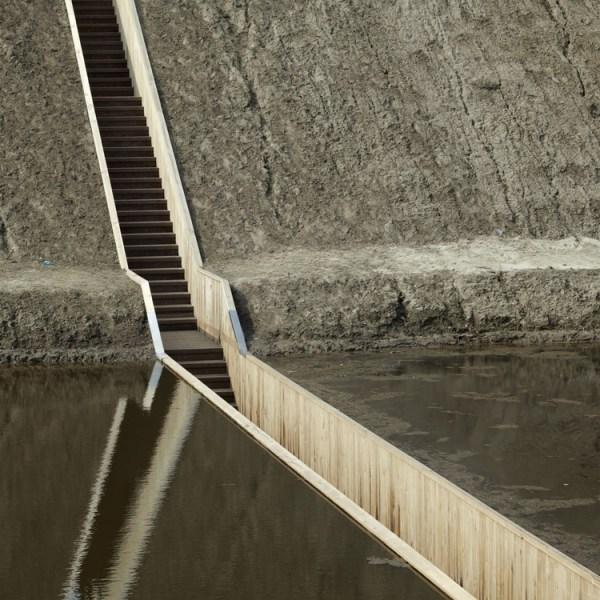 part-bridge-abstract landscape
