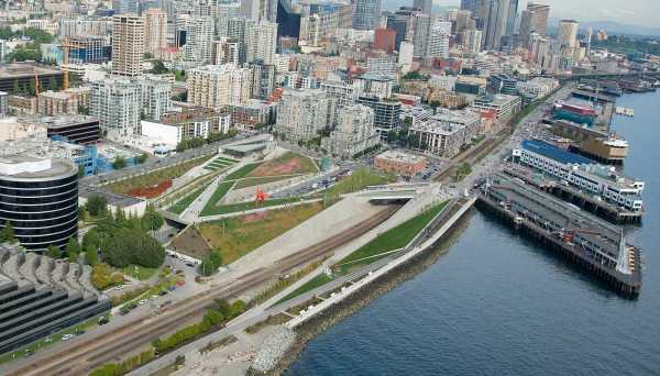 Olympic Sculpture Park Charles Anderson Atelier Ps
