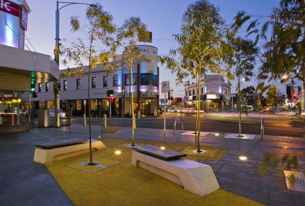 nicholson street mall hassell