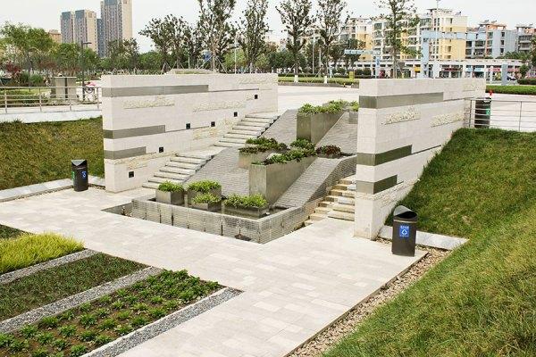 lotus lake park integrated planning