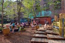 Pop Up Beer Garden Philadelphia
