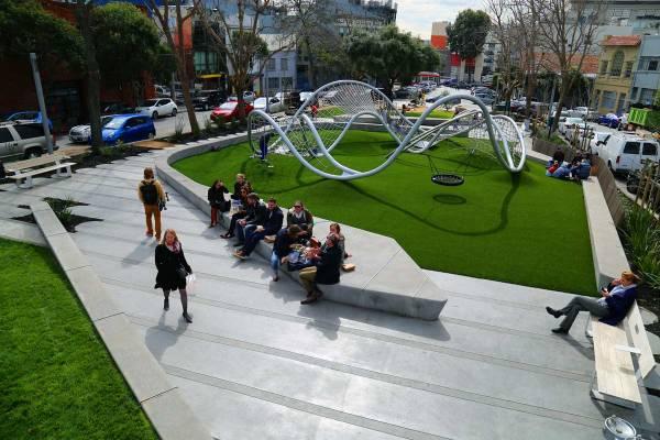 Landscape Park San Francisco