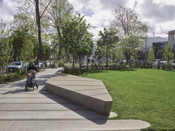 Landscape Architecture San Francisco