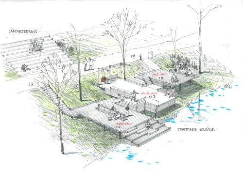 small resolution of project name campus park at lund institute of technology location lund sweden client akademiska hus designer thorbj rn andersson and pege hillinge