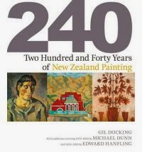Two Hundred and Forty Years of New Zealand Painting, by Gil Docking, Michael Dunn and Edward Hanfling