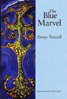 The Blue Marvel, by Denys Trussell
