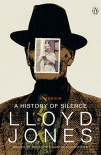 cover image for a history of silence