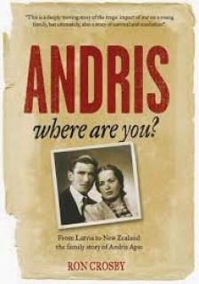 cover image for andris