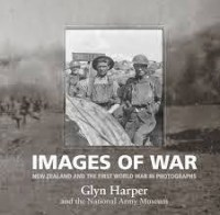 cover image for images of war