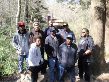 Mt. Washington CDC crew at Fallingwater