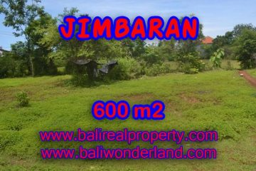 Fantastic Land for sale in Bali, villa environment in Jimbaran four seasons– TJJI064