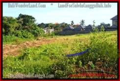FOR SALE Affordable PROPERTY 1,000 m2 LAND IN CANGGU TJCG178