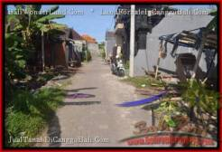 FOR SALE Exotic LAND IN Canggu Pererenan TJCG182