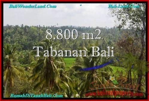 Beautiful LAND IN TABANAN FOR SALE TJTB238
