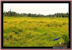 Affordable PROPERTY TABANAN LAND FOR SALE TJTB258